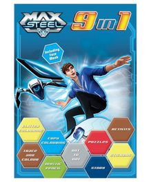 Sterling 9 in 1- Max Steel