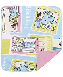 Fab N Funky Bile And Lucy Print Baby Mat