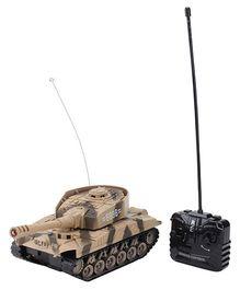 Classic Super Power Remote Control Panzer Tank