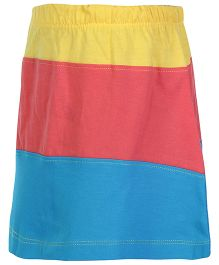 Dreamszone Skirt - Yellow Red Blue