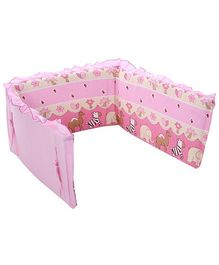 Sapphire Cot Supporter - Pink