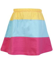 Dreamszone Tri Colour Section Skirt