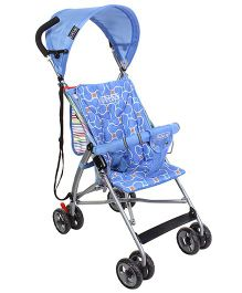 Luv Lap Sunshine Baby Buggy Stroller - Blue