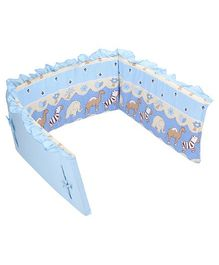 Sapphire Baby Cot Supporter - Blue