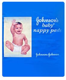Johnson's baby Nappy Pads - 20 Pads