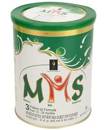 MMS 3 Follow Up Formula From 12 To 24 Months - 400 gram