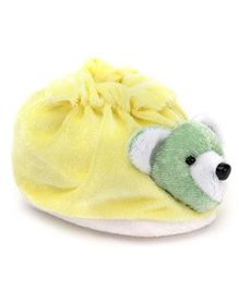 Morison Baby Dreams Baby Booties - Yellow Green