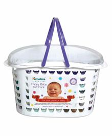 Himalaya Herbal Babycare Basket Gift Pack