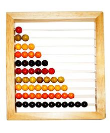 Desi Toy Wooden Abacus
