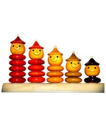 Desi Toys Hum Panch Abacus
