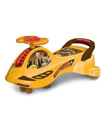 Toyzone Twister Car With Ben 10 Print