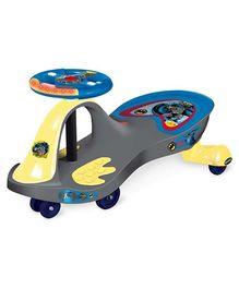 Toyzone Musical Twister Car With Batman Print