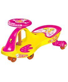 Toyzone Musical Magic Car Tweety Print (Color May Vary)