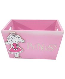 Kidoz Princess Utility Container - Light Pink