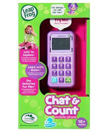 Leap Frog - Violet Chat & Count Phone