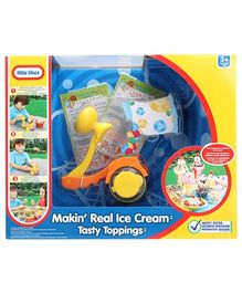 Little Tikes Makin Real Ice Cream Tasty Topping