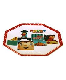 Eight Angel Plate - Noddy