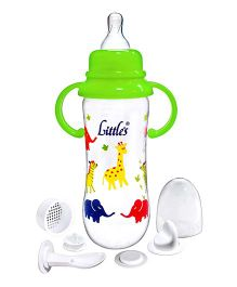 Little's Royal Maxi Feeding Bottle 240 ml (Color May Vary)