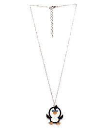 Creation Wildrepublic  Necklace And Pendant Penguin - Black And White