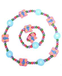 Creation Wildrepublic Necklace Bracelet And Ring Set