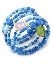 Creation Wildrepublic Bracelet With Fish - Blue