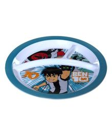 Three Section Plate - Ben 10