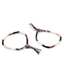 Creation Wildrepublic Bracelet  Brown - 1 Pair