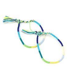 Creation Wildrepublic Bracelets Blue - 1 Pair