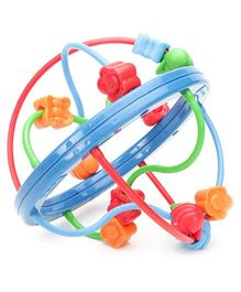 Fisher Price Bead Ball Blue