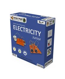 Sparky & Bright Secret Lab Of Electricity Junior 10 In 1 Kit