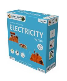 Sparky & Bright Secret Lab of Electricity Senior 10 in 1 Kit