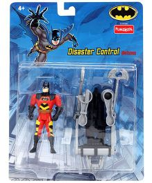 DC Comics Disaster Control Action Figure