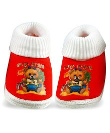 Little's Socks Booties (Color May Vary)
