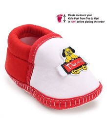 Little's Elastic Booties (Color May Vary)