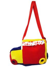 Hello Toys Mini Bus Soft Hand Bag