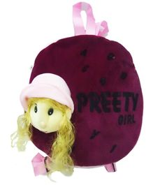 Hello Toys Pretty Girl Soft Bag