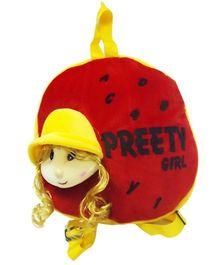Hello Toys Pretty Girl Soft Bag