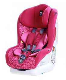 Kiddy Pioneer Pro Pinkish Heart Car Seat