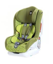 Kiddy Pioneer Pro Young Grass Car Seat