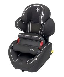 Kiddy Pheonix Fix Car Seat - Black