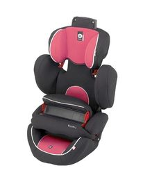 Kiddy World Plus Car Seat - Cranberry
