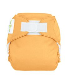 BumGenius 4.0 Hook & Loop Cloth Diaper - Clementine