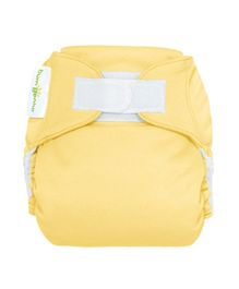 BumGenius 4.0 Hook & Loop Cloth Diaper - Butternut