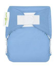 Bum Genius Newborn Cloth Diaper Twilight