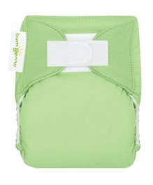 Bum Genius Newborn Cloth Diaper Grasshopper