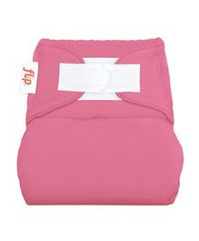 Flip Hook And Loop Stay Dry Cloth Diaper Cover Zinna