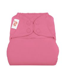 Flip Snap Stay Dry Cloth Diaper Cover Zinna