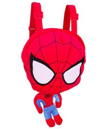 Spiderman Amazing Bag Red - 16 Inches