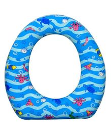 Sunbaby Soft Ocean Potty Seat - Blue