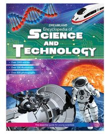 Dreamland Encyclopedia Of Science And Technology - English